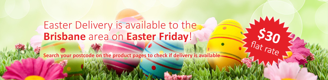 Easter Delivery $30 flat rate!